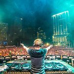 Watch Hardwell's Ultra set shot by drone