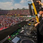 Hardwell Creates History by Performing the First Ever DJ set on an F1 Podium at the Mexican Grand Prix