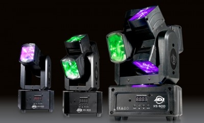 American DJ Announces XS Series of Moving Heads