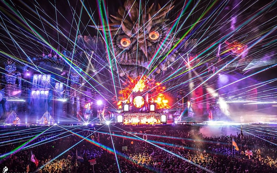 EDC UK 2016 Reveals Stacked Lineup Of Artists, More To Come