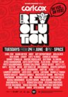 MUSIC IS REVOLUTION // CARL COX