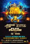 Safe In Sound Festival w/ Adventure Club, Destroid, + Guests