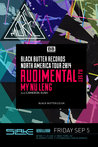 MORE Fridays presents: Rudimental DJ Set / My Nu Leng