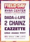 FIELD DAY ft. Dada Life, 2 Chainz, Cazzette | URI, Kingston