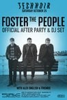 Technoir ft. Foster The People (Official After Party & DJ Set)