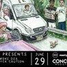 Smokers Club: Cam'ron, Underachievers, Smoke DZA - Concord Music Hall