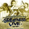 GREatness featuring JP Tha Hustler Brett As Is Big Legion and Slyzwicked. Guest performers include Drunk Funk Productions Killa Gabe and