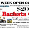 $2000 Open Bachata Contest at Alhambra (Preliminary Week 1)