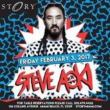 Steve Aoki STORY