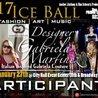 2017 ICE BALL ~ Music~Fashion~Art City Hall-Denver