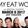 WCP & 106.1 the underground Present Jimmy Eat World + AJJ