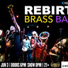 Rebirth Brass Band at Brooklyn Bowl