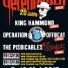 20 Jahre Tiefenrausch - Festsaal Kreuzberg