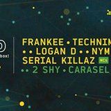 Hashtag dnb frankee technimatic logan d nymfo serial killaz @Lightbox