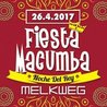 Fiesta Macumba XL ♛ Noche Del Rey ♛ Melkweg Amsterdam