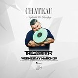 Chateau Wednesdays with The Bigster