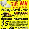 Rollin n the Rev (EDM benefit for The Van)