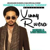 Salsa Tuesday presents Vinny Rivera - 2RMS.6DJs, Concert