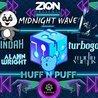 Midnight Wave // TurboGoth vs. Huff N Puff