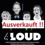 4LOUD (Vorlaut) -Ausverkauft !