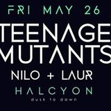 Teenage Mutants at Halcyon