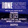 Oneman presents Onedance: DJ Zinc, MJ Cole, Plastician and more