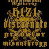 H1z1, Discarnate, Predator, Misanthropy
