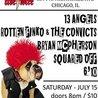 Punk Rock Show feat. Bryan McPherson! July 15th