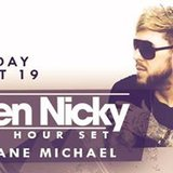Avalon Presents: Ben Nicky - 4 Hr set and Kane Michael