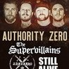 Authority Zero / The Supervillains / J. Navarro / Still Alive