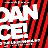 Dance To The Underground: Clara Rigby + Nenazza