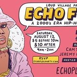 Echo Flex. A 2000s Era Hip Hop Party.