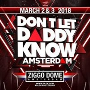DON'T LET DADDY KNOW Amsterdam