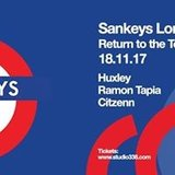 Sankeys London - Return to the Terrace - Line Up Out Now