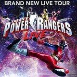 Power Rangers Live! - Postponed