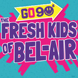 GO 90s 'Flower Power' Party with The Fresh Kids of Bel-Air