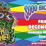 12th Planet - Soo Sick Tour - Concord Music Hall