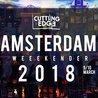 Cutting Edge Amsterdam Weekender 2018