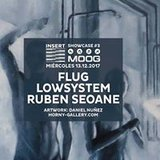 Insert Showcase3 at Moog with Flug - Lowsystem - Ruben Seoane