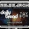 RE:Search ft. Daily Bread and Toy Box w/ Krushendo, Hosted by Mikey Thunder & JuBee at Cervantes' Other Side