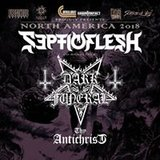 Septicflesh and Dark Funeral with Thy Antichrist at Reggies Rock Club