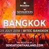 Heineken presents Sensation Thailand 2018