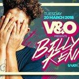 Truth + V&O presents Billy Kenny