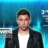Club Cubic presents Hardwell • 2nd China Residency Show