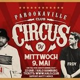 PAROOKAVILLE Club Circus w/ Moksi, FRDY & Lost Identity