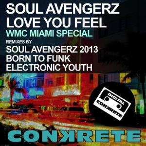 Love You Feel 2013 (Remixes)