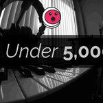 Dancing Astronaut Presents 5 Under 5,000: Vol. 3