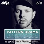 Pattern Drama at Clinic Wednesdays Tonight - 2.11.2015