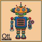 Artist 5 of 10 For Our Envision 2017 Showcase: Ott.