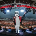 Marshmello says that he has a collaboration coming up with Juice WRLD!